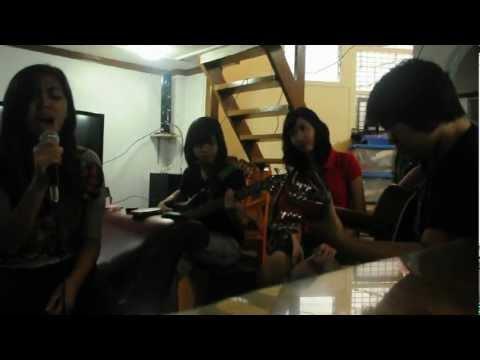 Tadhana - Up Dharma Down (Cover by Elyzza, Shek, Cherry & Carel)