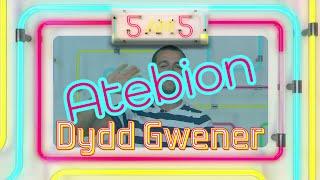 5 am 5 Dydd Gwener - Atebion