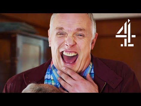 Greg Davies Loses It Over Potatoes!! | Man Down (Bloopers)