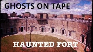 ghosts caught on tape haunted redoubt fort season 1 episode 7