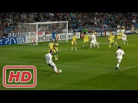 Cristiano Ronaldo - Craziest Impossible Angle Goals Ever[ Johanna Wagner ]