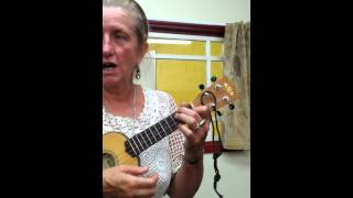 Go Long Mule Chords with Del Rey on Ukulele