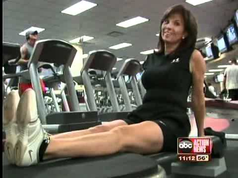 Power plate vibrates during exercise, but does it help?