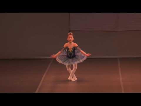 ABF2018 - 8-10 yaş SoloB - Alisiya Altunoğlu -Zil - Anna Bale Okulu - Istanbul,Türkiye- 3 Üçüncü
