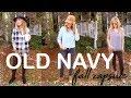 Old Navy Fall Capsule Wardrobe | 2018 | Mom Style