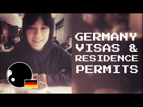 Germany Visas and Residence Permits (Immigration) 🇩🇪