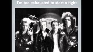 Queen - Need Your Loving Tonight - Lyrics
