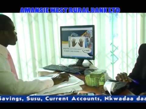 Amansie West Rural Bank Documentary