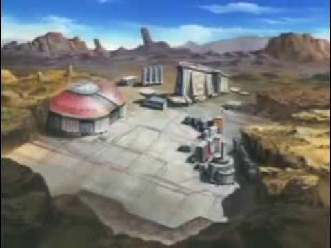 Zoids New Century Zero Episode 9