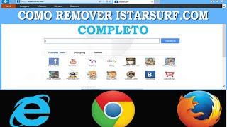 Como Remover ISTARTSURF.COM de Qualquer Navegador - Completo