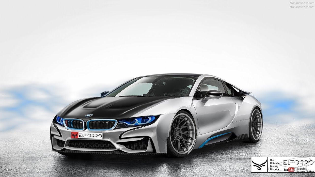 I8 M 2015 Bmw I8 Virtual Tuning Youtube