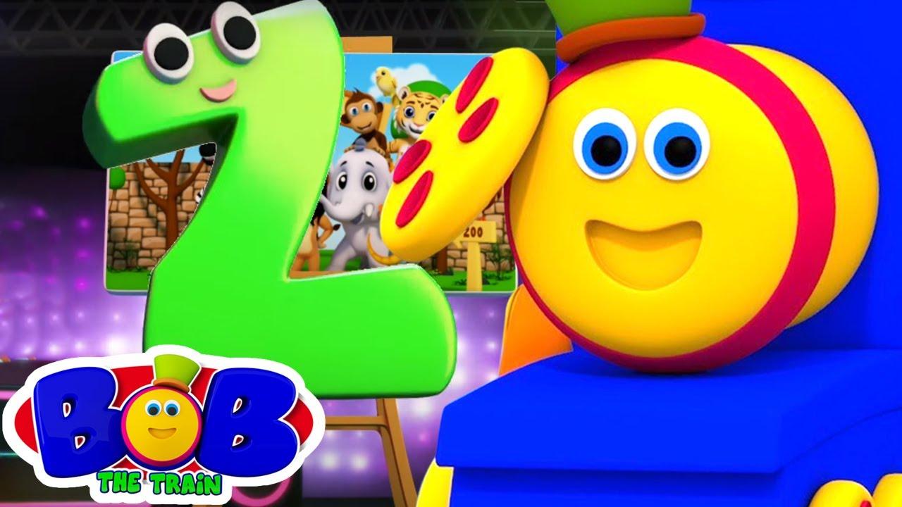 เพลงตัวอักษร | จดหมาย Z | การศีกษาสำหรับเด็ก | Bob The Train Thailand | เรียนออนไลน์