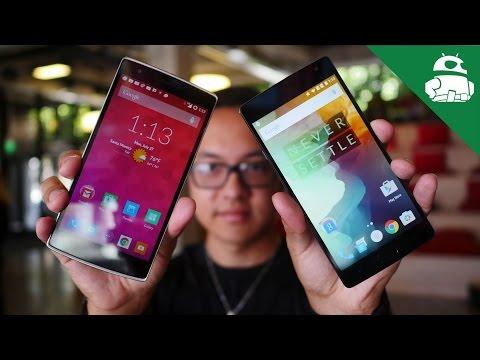 OnePlus 2 vs OnePlus One