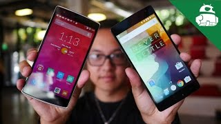 OnePlus 2 vs OnePlus One