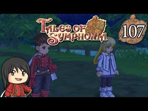 """Tales of Symphonia HD - Part 107: """"Night in Heimdall"""""""
