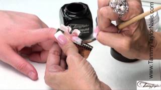 ♡ Tammy Taylor Demonstrates SIX Different Nail Procedures - We Can Never Have Enough Whites!!!