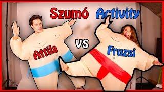 Szumós Activity Attilával | Viszkok Fruzsi