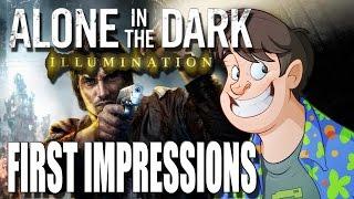 Alone in the Dark Illumination - First Impressions