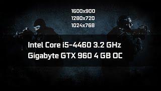 CS:GO - i5-4460 - GTX 960