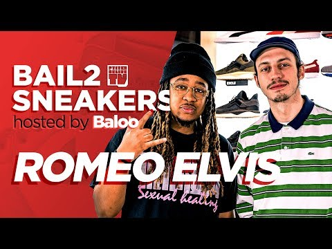ROMEO ELVIS – Bail 2 Sneakers