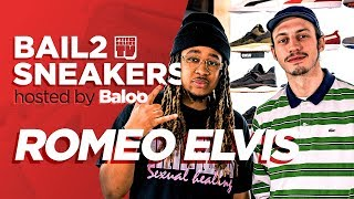 ROMEO ELVIS - Bail 2 Sneakers