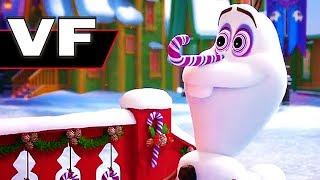 JOYEUSES FETES AVEC OLAF streaming VF ✩ Disney, Animation (2017)