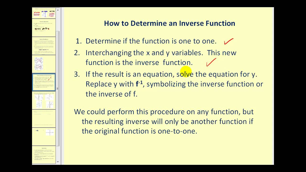 Download (New Version Available) Inverse Functions