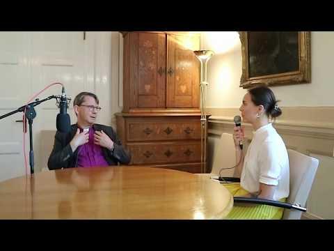 Intervju med Johan Tyrberg, biskop i Lunds stift