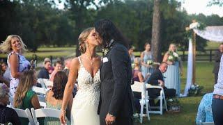 Buried Bourbon & Blue Skys | Savannah & Thomas Twelve Oak Wedding