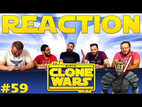 "Star Wars: The Clone Wars #59 REACTION!! ""Witches Of The Mist"""