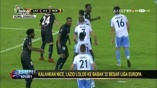 Kalahkan Nice, Lazio Lolos 32 Besar Liga Europa