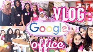 Download Video Vlog Google Office Tour w/ Cantika Putri, Karina Devi, Aisyah Hanifah, Ashilla & Nada Syifa MP3 3GP MP4