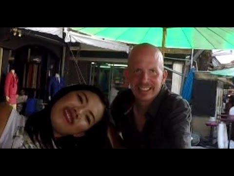 Bar Hopping in Patong Thailand (DayTime)V117