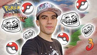 Pokémon RO StarterLocke Ep.3 - JORDI ENP EL ENTRENADOR QUE ME VA A REVENTAR EL LOCKE