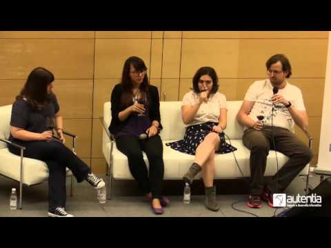 NSSpain 2015 Round Table (Michele Titolo, Gwendolyn Weston,