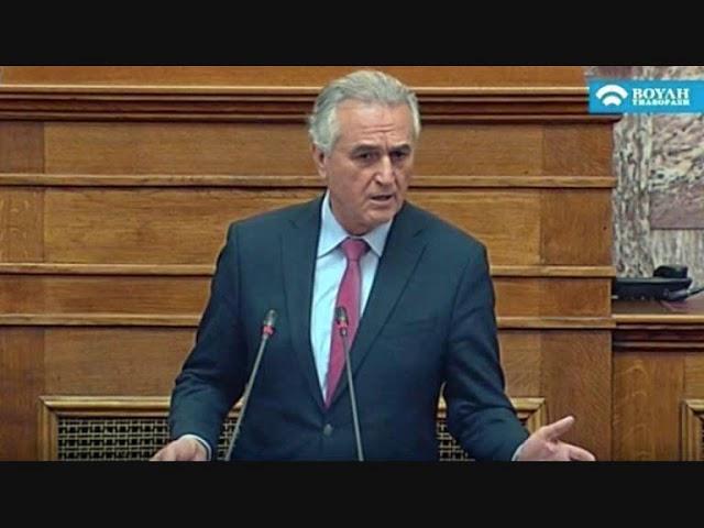 Ο Σ. Αναστασιάδης στο ράδιο Metropolis 95.5 fm  10.11.2019
