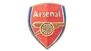 How to Draw the Arsenal Logo