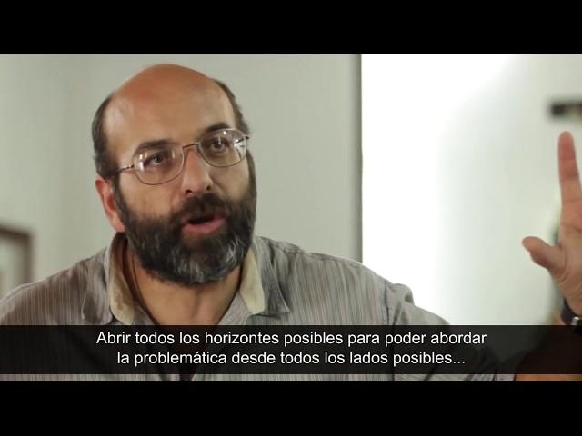 Conversamos con Mariano Oberlin