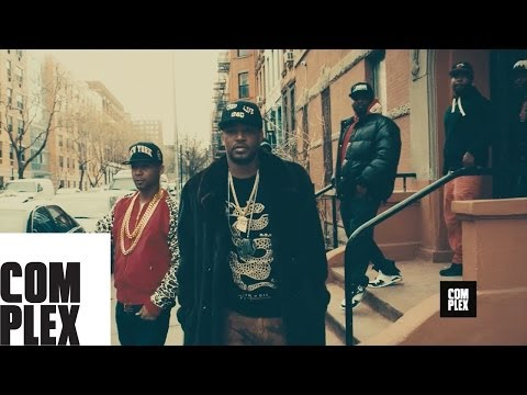 "Cam'ron & A-Trak - ""Dipsh*ts"" Official Music Video Premiere 