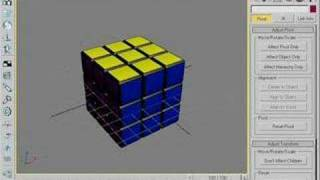 Animating a Rubik