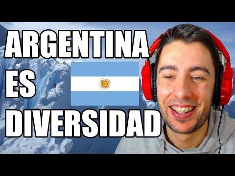 ARGENTINA ES DIVERSIDAD | REACCION | ElShowDeJota