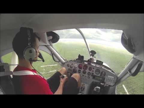 Первый самостоятельный полет. Руслан.