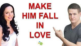 How to Use Feminine Magnetism (Energy) to Attract and Keep Him