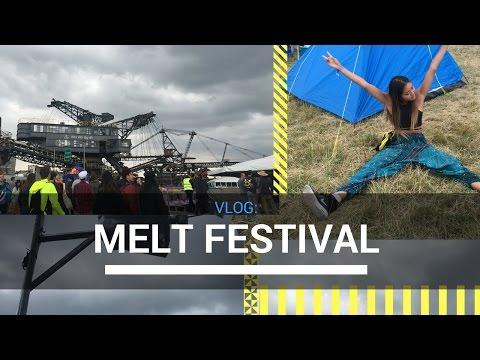 VLOG: Melt Festival GERMANY
