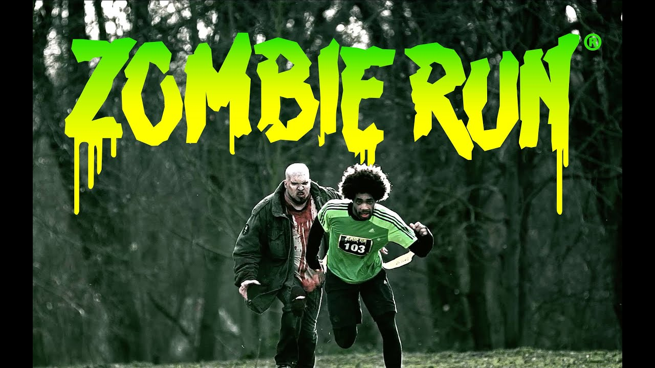 "ZOMBIE RUN® Europe ""Run for your Life"" OFFICIAL TRAILER ..."