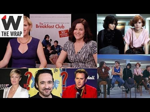 'Breakfast Club' Secrets Revealed! Molly Ringwald and Ally Sheedy Spill Casting and BTS Stories