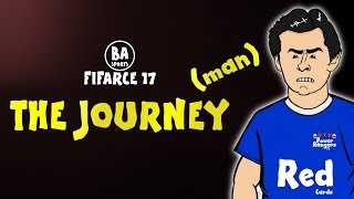 THE JOURNEY - Fifa 17 Parody (WITH Joey Barton) (WITHOUT Alex Hunter)
