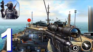Sniper Strike – FPS 3D Shooting Game - Gameplay Walkthrough Part 1 (Android, iOS Game) screenshot 5