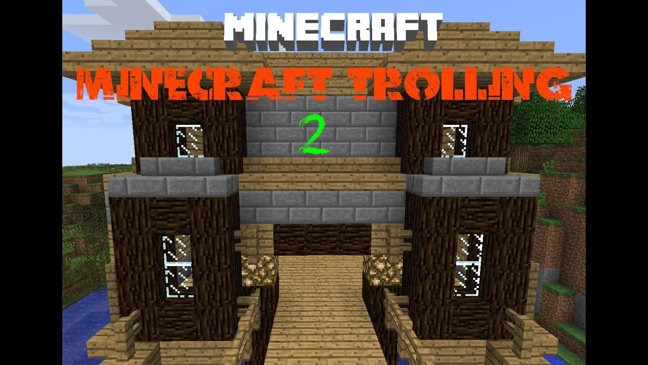 Minecraft trolling song