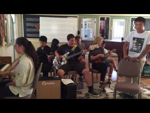 'Stand By Me' w/ the Students of the Dunn School (Summer 2016 Music Program)